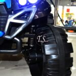 جیپ شاسی بلند 5 موتوره متالیک8