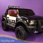 ماشین-شارژی-فورد-پلیس