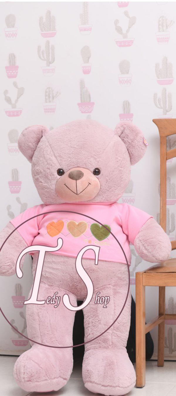 خرس-صورتی-خوشگل