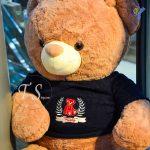 خرس پلیور سرمه ای
