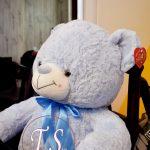 خرس ۱۰۰ سانتی ابی