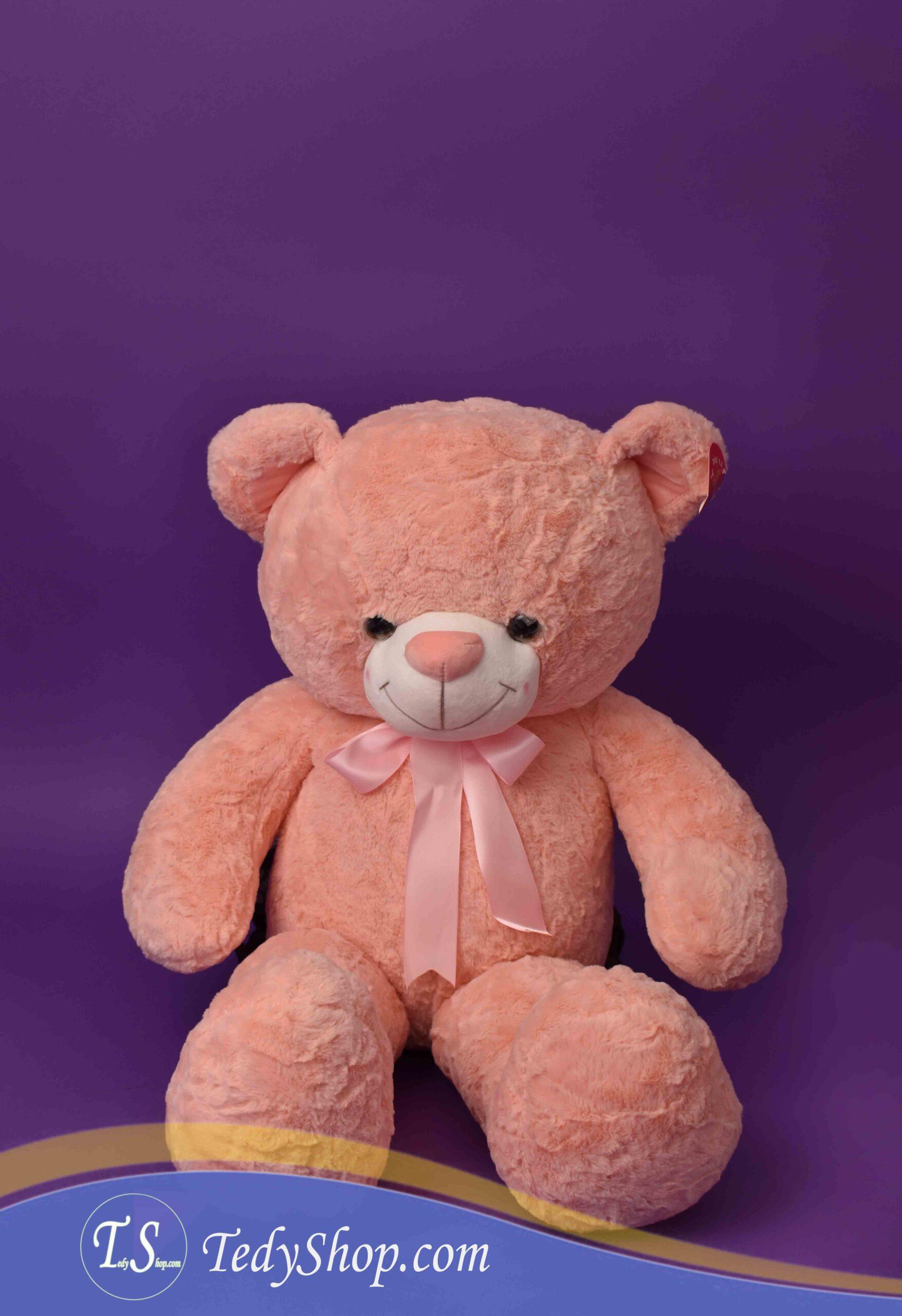 عروسک خرس گلبهی بزرگ