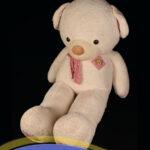 خرس-سفید-دو-متری-پاپیونخرسی