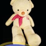 خرس-سفید-دو-متری-پاپیون-دار۲۲